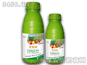 果树专用含腐植酸功能肥-艾特农