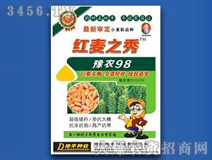豫农98-小麦种子-红