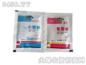 霜霉晚疫病特效杀菌剂10%氰霜唑-霜秀1+1-锐普农化