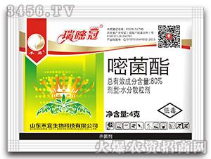 80%嘧菌酯水分散粒剂-瑞嘧冠-禾宜