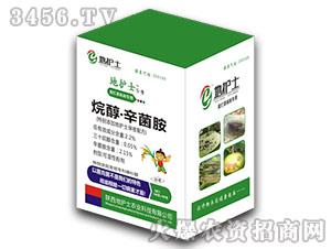 烷醇・辛菌胺可湿性粉剂(腐烂溃疡病专用)-地护士5号-地护士3