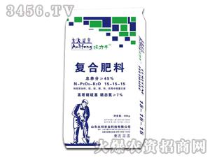 硝硫基复合肥15-15-15-澳力丰-众邦农业