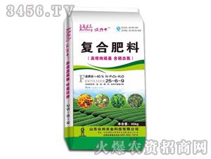 纯硫基复合肥25-6-9-澳力丰-众邦农业