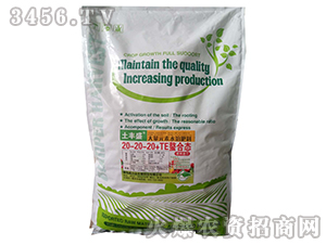 大量元素水溶肥料20-20-20+TE-土丰盛-威尔达