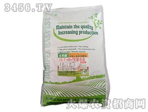 大量元素水溶肥料13-7-40+TE-土丰盛-威尔达