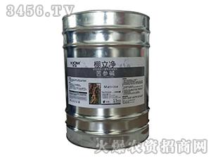 新型高效土壤熏蒸消毒剂-棚立净-普天同庆