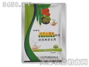 球孢白僵菌菌剂(蔬菜育苗专用)-杜苗宝-百恩生物