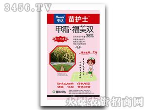 38%甲霜・福美双可湿性粉剂-苗护士-八达