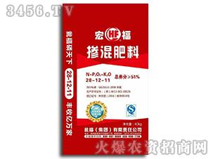 掺混肥料28-12-11-瓮福集团
