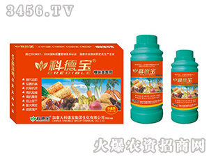 根块茎专用营养增产调理剂-科德宝