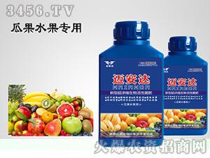 瓜果水果专用新型超浓缩生物活性菌肥(瓶装)-迈安达