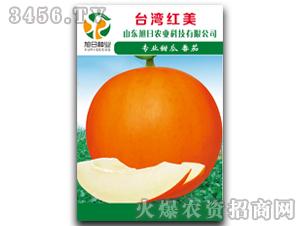 厚皮甜瓜种子-台湾红美