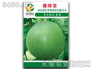 薄皮甜瓜种子-鑫绿宝-旭日农业
