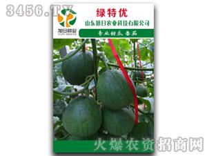 薄皮甜瓜种子-绿特优-旭日农业