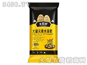 大量元素水溶肥10-5-35+TE-土豆帮