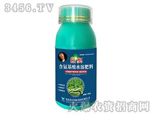 黄瓜专用含氨基酸水溶肥料-巨奥-菲沃国际