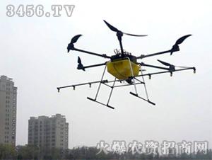 20公斤黄色版无人机-