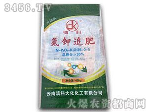 氮钾追肥25-0-5-滇科