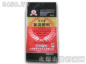 多元素掺混肥料18-22-8-滇科
