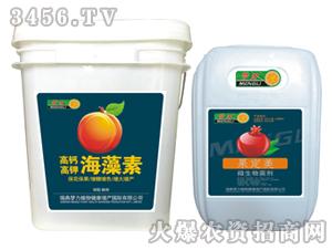 高钙高钾海藻素+果定美