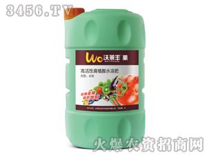 高活性腐植酸水溶肥-沃莱丰果-欧迈思