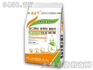 高钾型水溶肥13-6-40+TE