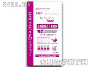 蚓酶氨酸多元素营养-科雨生物