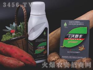 块根茎专用液肥套装-沃