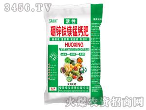 活性硼锌铁镁锰钙肥-斯