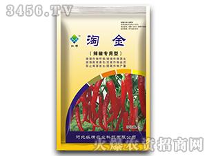 辣椒专用型营养剂-淘金-纵横