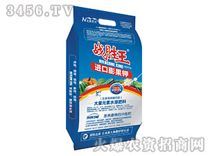 进口膨果钾大量元素水溶肥料-战胜王-北美农大