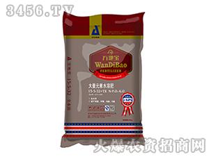 大量元素水溶肥15-5-32+TE-万地宝-中盛肥业