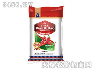 辣椒专用复合肥17-10-18-万地宝-中盛肥业