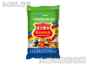 硝硫基高塔复合肥22-9-9-万地宝-中盛肥业