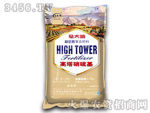40kg高塔硝硫基稳定性复合肥料15-5-25-马大哈-恩达特
