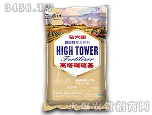 50kg高塔硝硫基稳定性复合肥料15-5-25-马大哈-恩达特