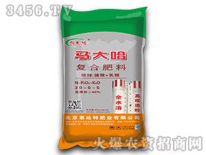 40kg缓释复合肥料30-5-5-马大哈-恩达特