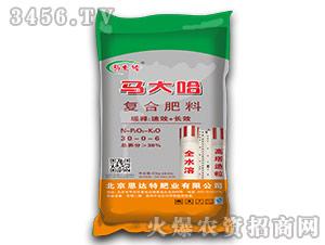 40kg缓释复合肥料30-0-6-马大哈-恩达特