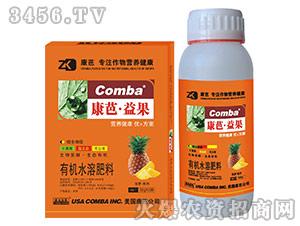 菠萝需用有机水溶肥料(瓶装)-康芭・益果
