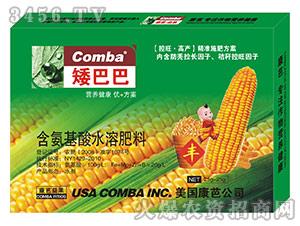 含氨基酸水溶肥料-矮巴巴-康芭・益果