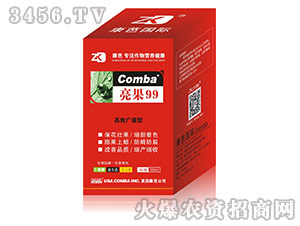 高效广谱型有机水溶肥料-亮果99-康芭