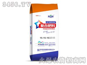 蛋白酶氨基酸复合肥15-15-15-贵农美盛