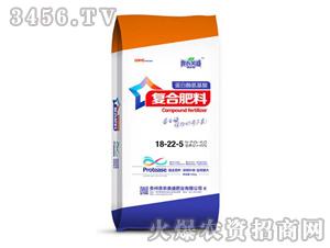蛋白酶氨基酸复合肥18-22-5-贵农美盛