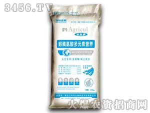 大豆专用蚓酶氨酸多元素营养-沃垦多-科雨生物