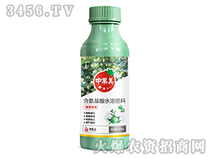 棉花专用含氨基酸水溶肥料-中果美-农利达