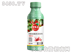 辣椒专用含氨基酸水溶肥料-中果美-农利达