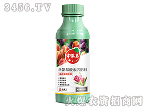 花卉、苗圃专用含氨基酸水溶肥料-中果美-农利达