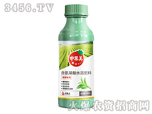 茶树专用含氨基酸水溶肥料-中果美-农利达