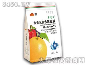 高钾型大量元素水溶肥料12-8-40+TE-奔宝沃-笑牌