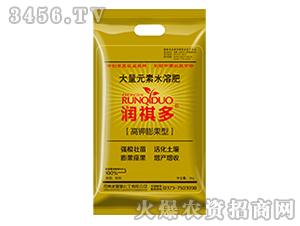 高钾膨果型大量元素水溶肥料-润祺多-捷尔丰